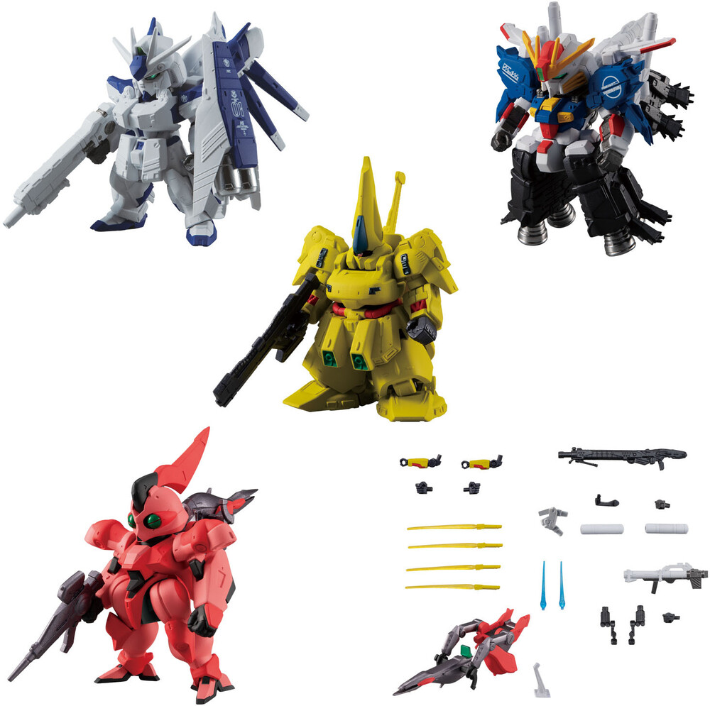 - Mobile Suit Gundam - Fw Gundam Converge (Box Of 5)