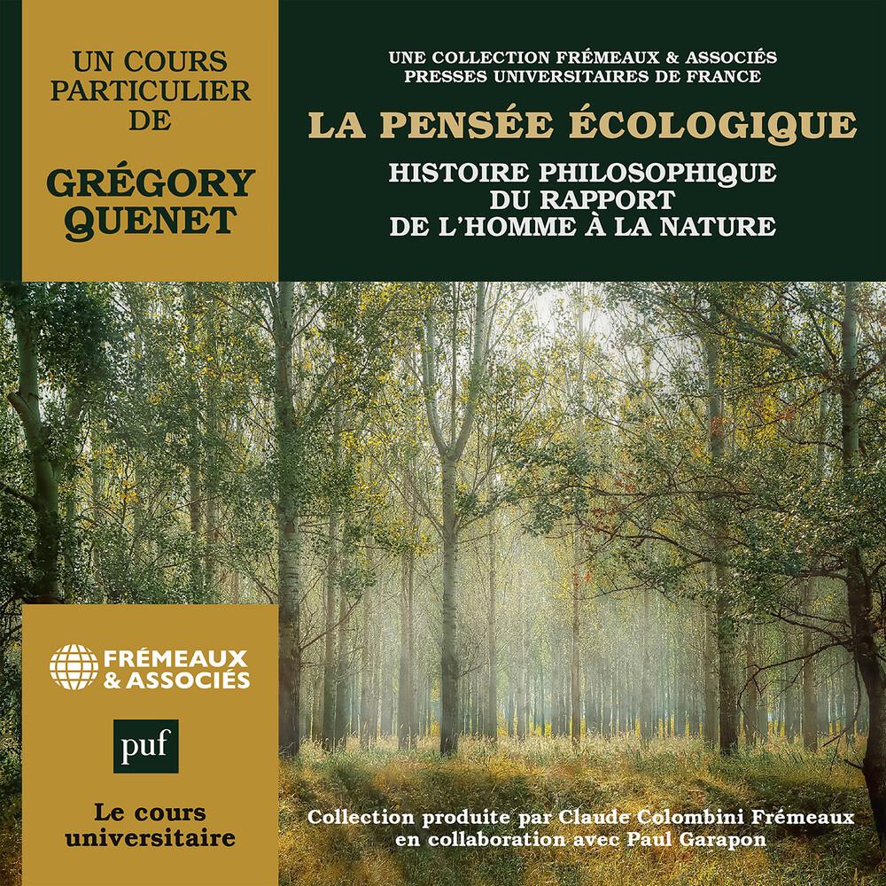 Gregory Quenet - Pensee Ecologique (3pk)