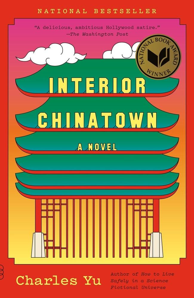 Charles Yu - Interior Chinatown (Ppbk)