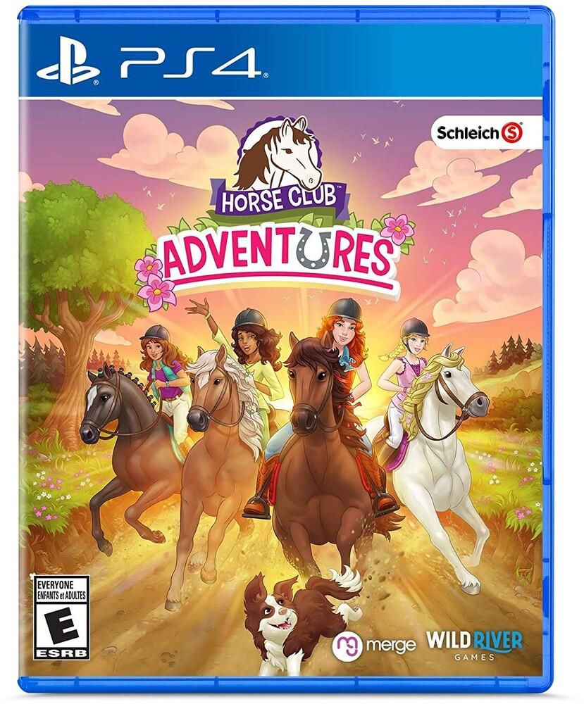 - Ps4 Horse Club Adventures