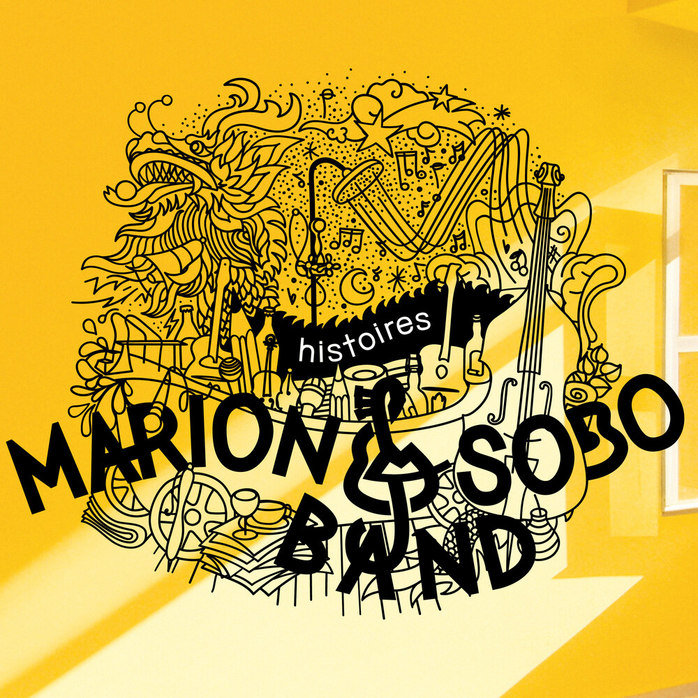 Marion & Sobo Band - Histoires