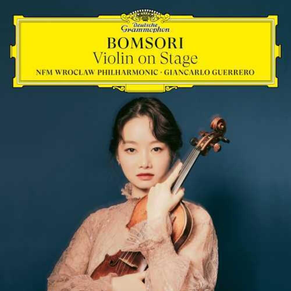 - Violin On Stage