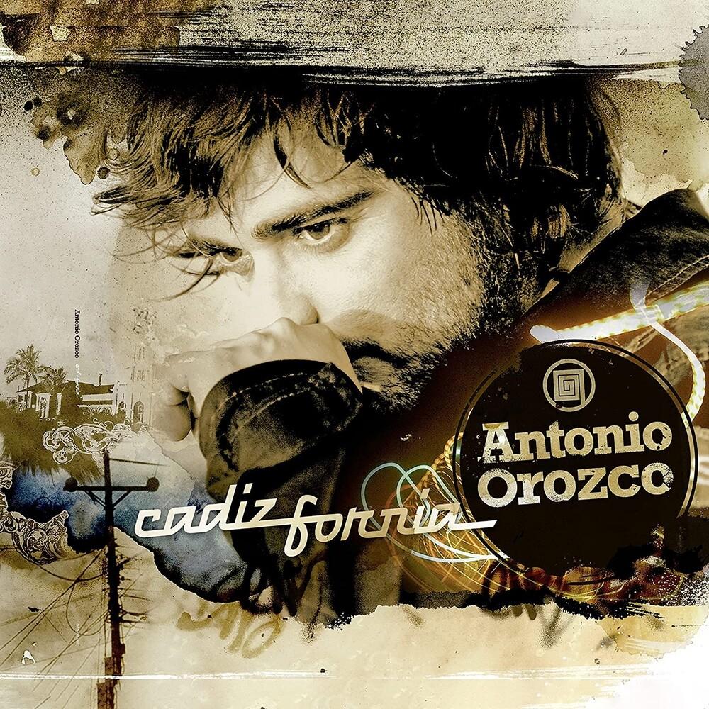 Antonio Orozco - Cadizfornia (Spa)