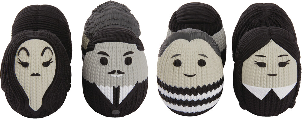 - Addams Family Handmade By Robots Mini Egg 4pk (Net