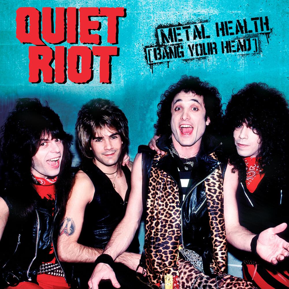 Quiet Riot - Metal Health (Bang Your Head) (Blue) [Colored Vinyl]