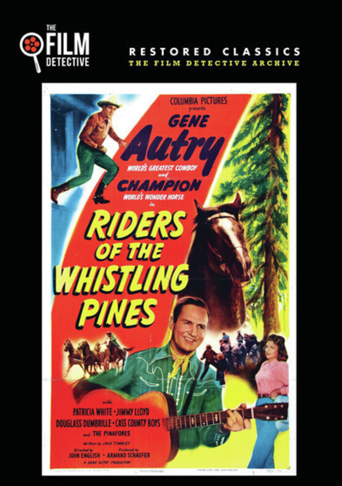 - Riders Of The Whistling Pines / (Mod Rstr)