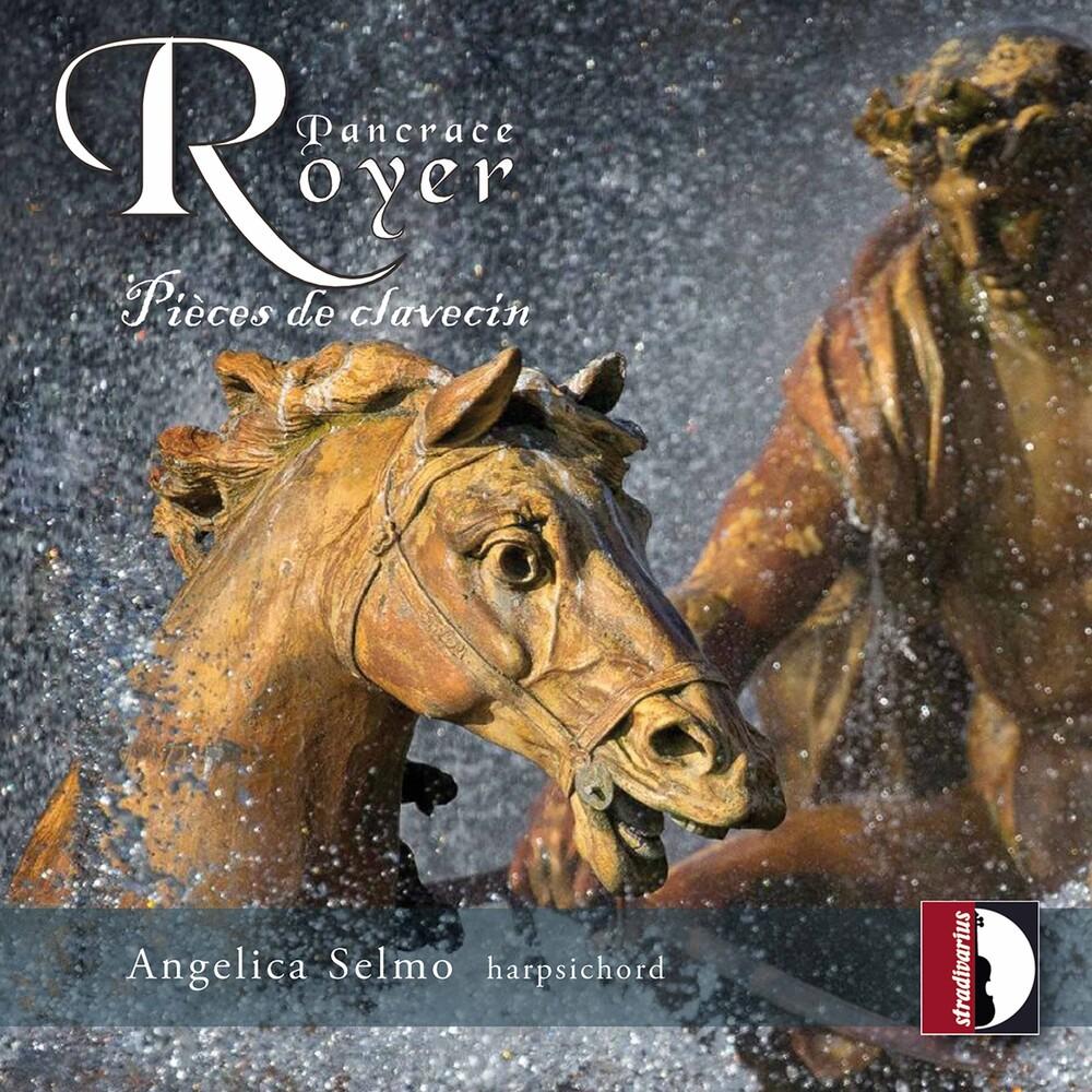 Royer / Selmo - Pieces de Clavecin