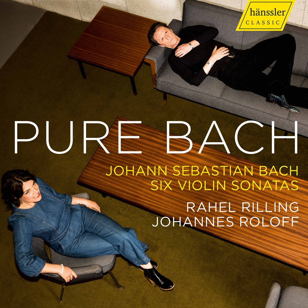 J Bach .S. / Rilling / Roloff - Pure Bach (2pk)
