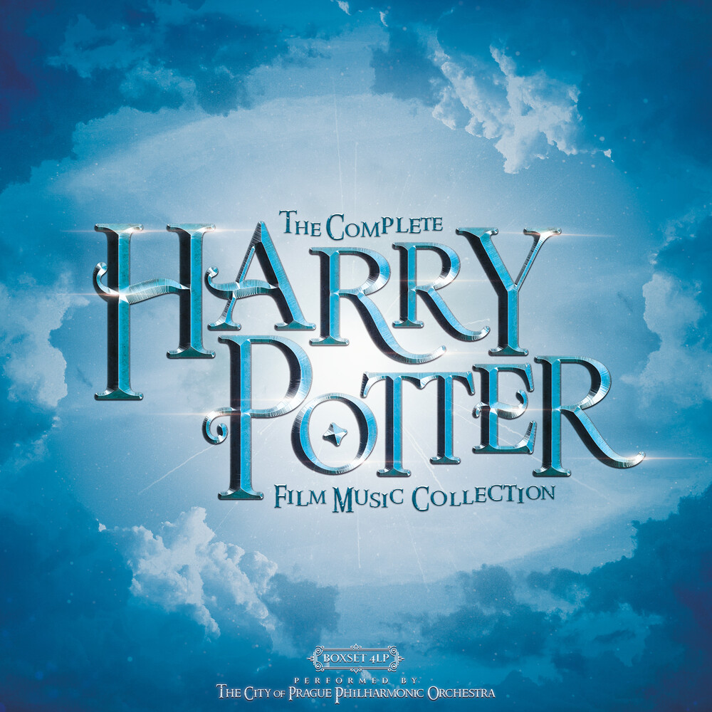 City Of Prague Philharmonic Orchestra (Box) - Complete Harry Potter Music Collection (Box)