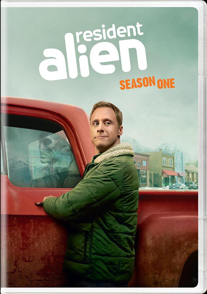 Resident Alien: Season One - Resident Alien: Season One (3pc) / (3pk)