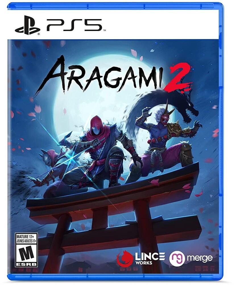 Ps5 Aragami 2 - Ps5 Aragami 2