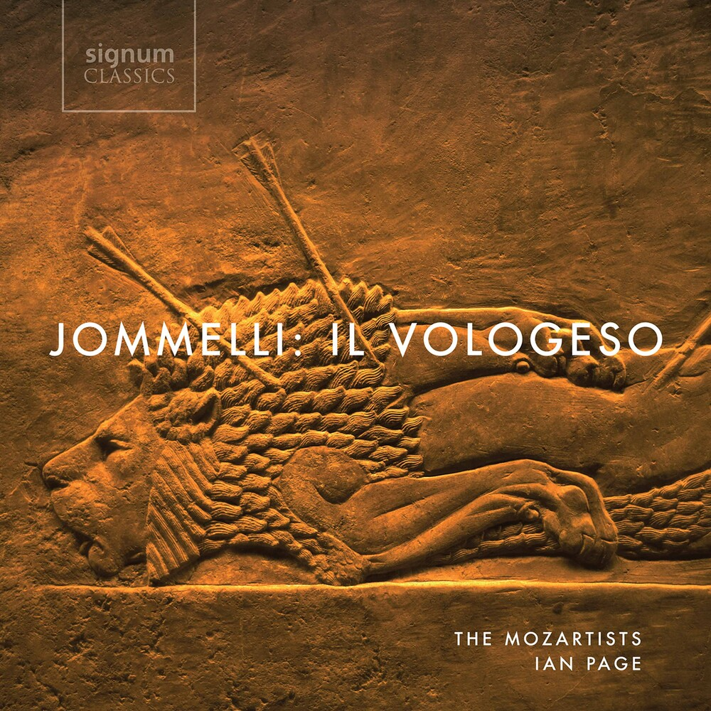 Jommelli / Mozartists / Page - Il Vologeso (2pk)