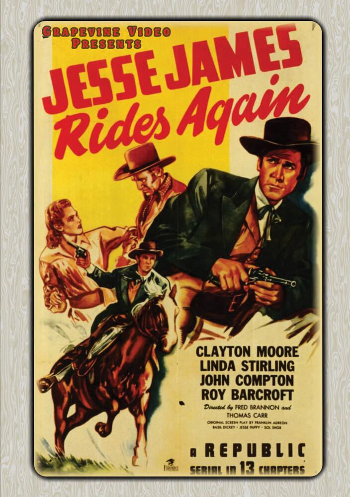 Jesse James Rides Again (1947) - Jesse James Rides Again (1947) / (Mod)
