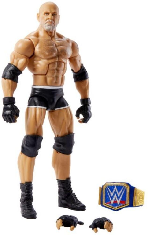 WWE - Wwe Elite Top Talent Goldberg (Afig) (Clcb)