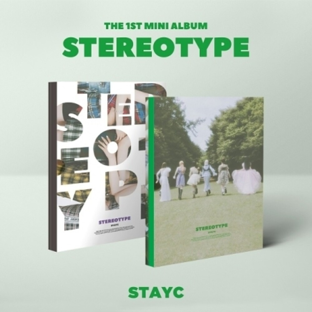 Stayc - Stereotype (Post) (Pcrd) (Phob) (Phot) (Asia)