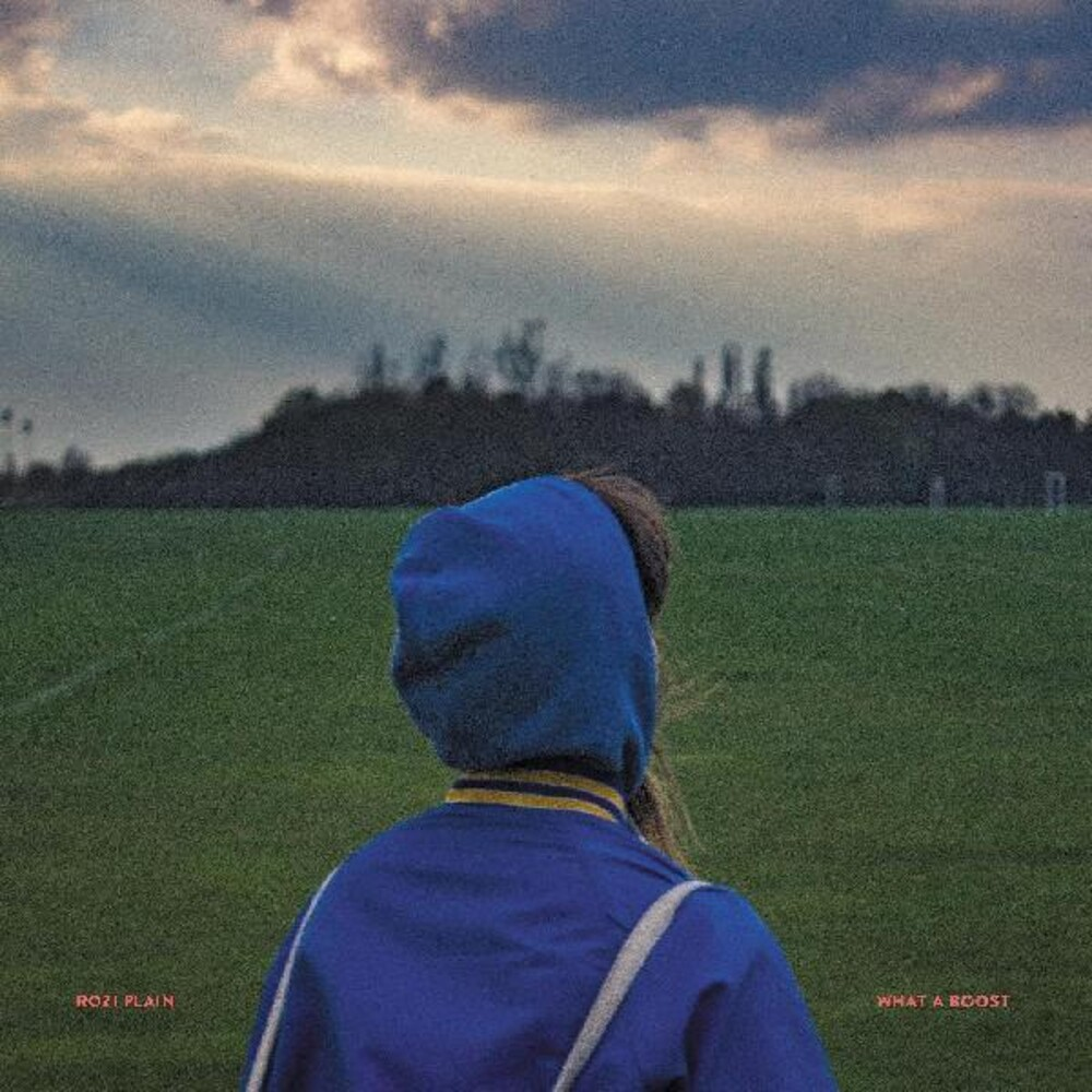 Rozi Plain - What A Boost (Blue) [Colored Vinyl] [Limited Edition] [Indie Exclusive]