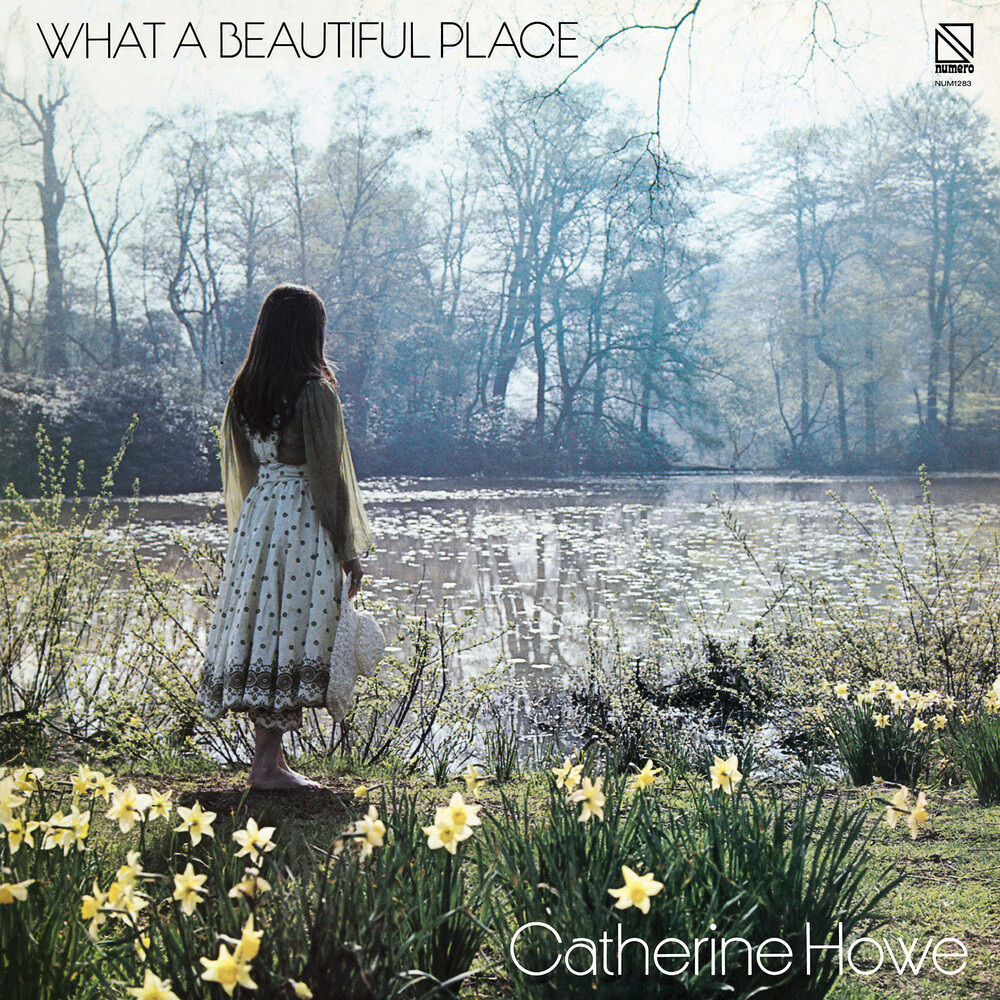 Catherine Howe - What A Beautiful Place (Yellow Vinyl) [Colored Vinyl] (Ylw)