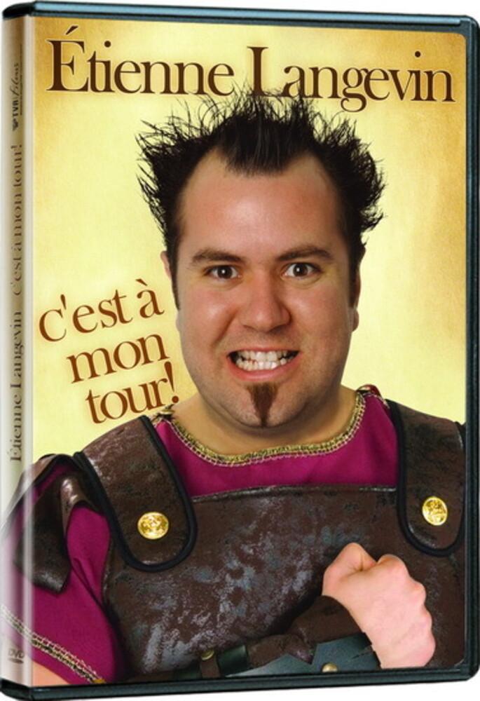 Langevin, Etienne - C'est A Mon Tour