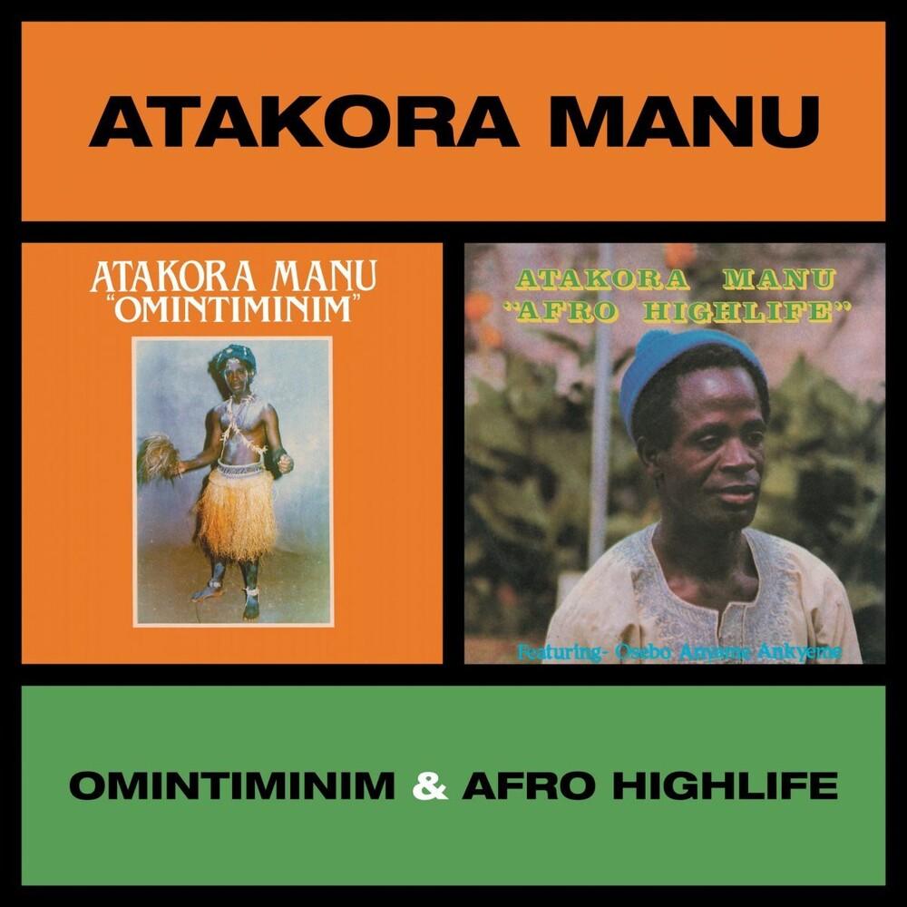 Manu, Atakora - Omintiminim / Afro Highlife