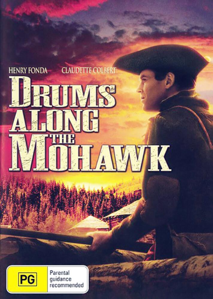 Drums Along The Mohawk - Drums Along The Mohawk [NTSC/0]