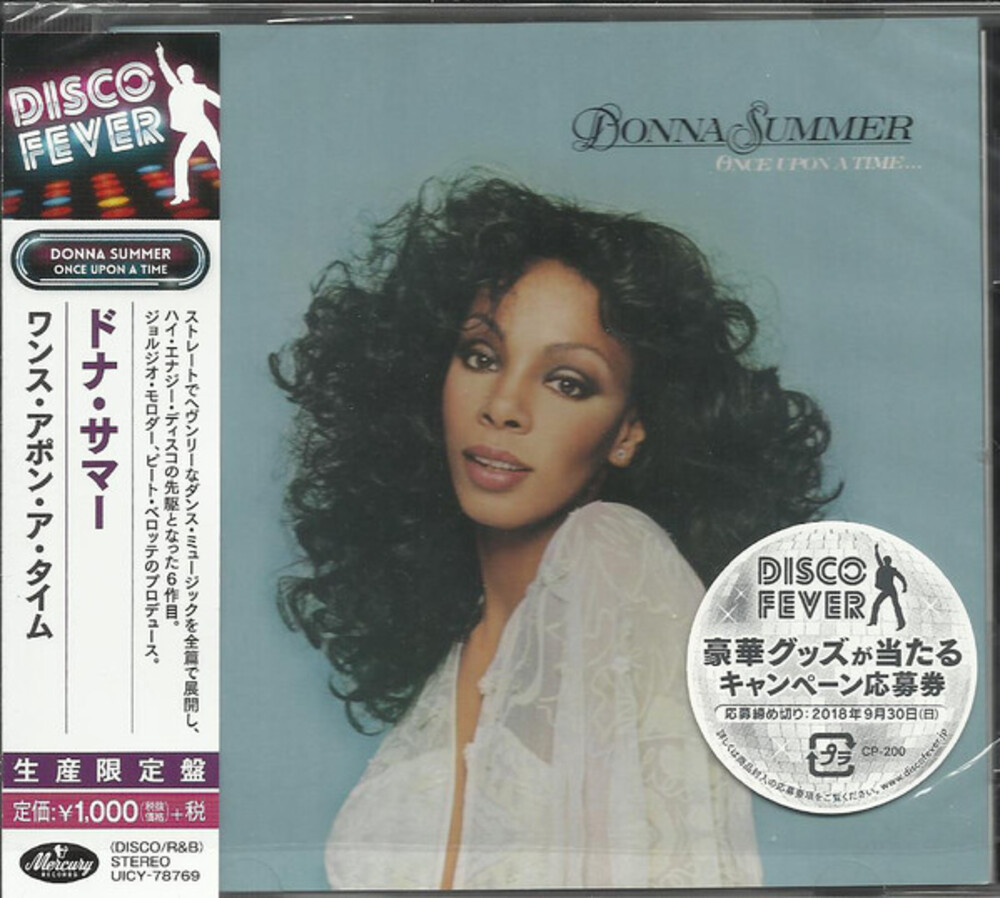 Donna Summer - Once Upon A Time (Disco Fever) [Import]