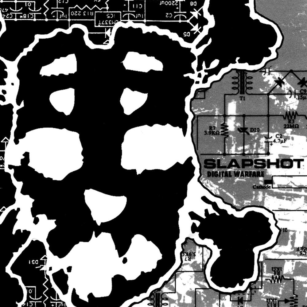 Slapshot - Digital Warefare [Import LP]