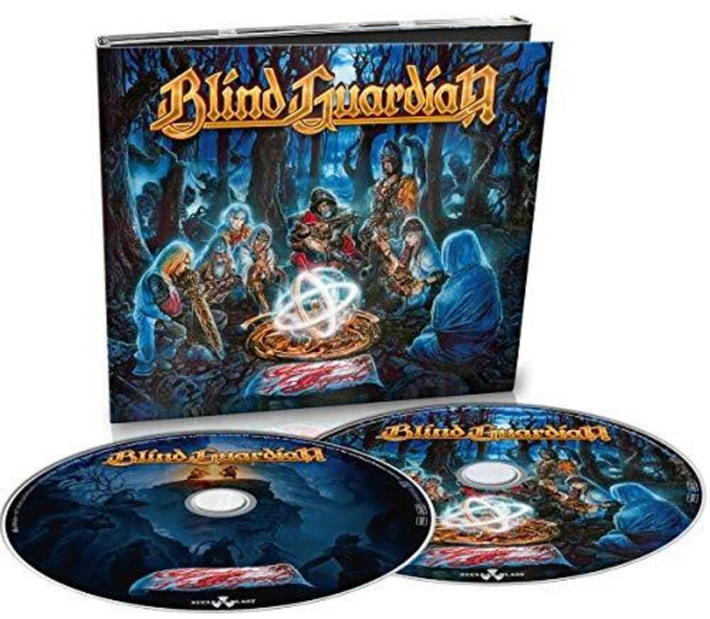 Blind Guardian - Somewhere Far Beyond (Remixed 2012 / Remastered 2018)