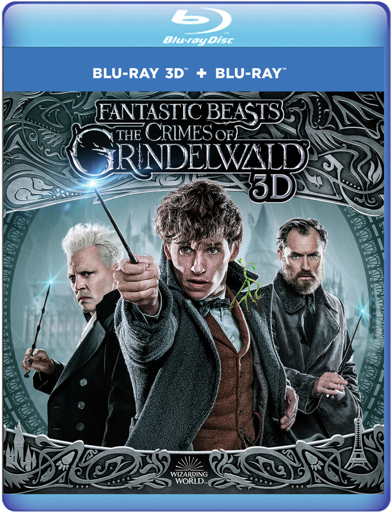 Fantastic Beasts [Movie] - Fantastic Beasts: The Crimes of Grindelwald [3D]