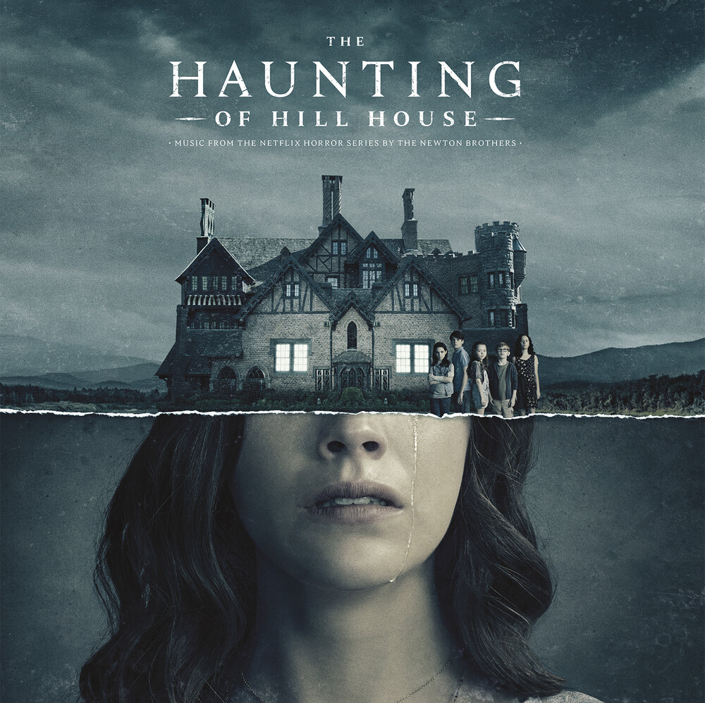 The Newton Brothers - Haunting Of Hill House (Blue) (Grn) (Ogv)