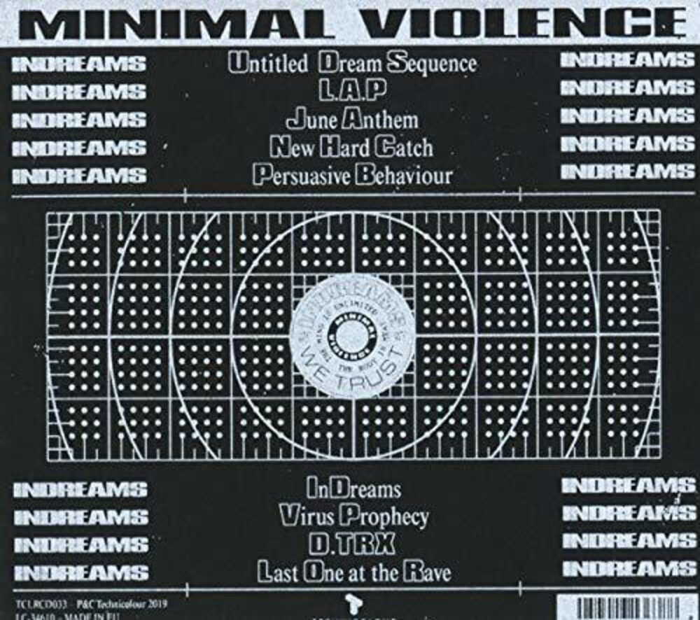minimal violence - Indreams (Post)