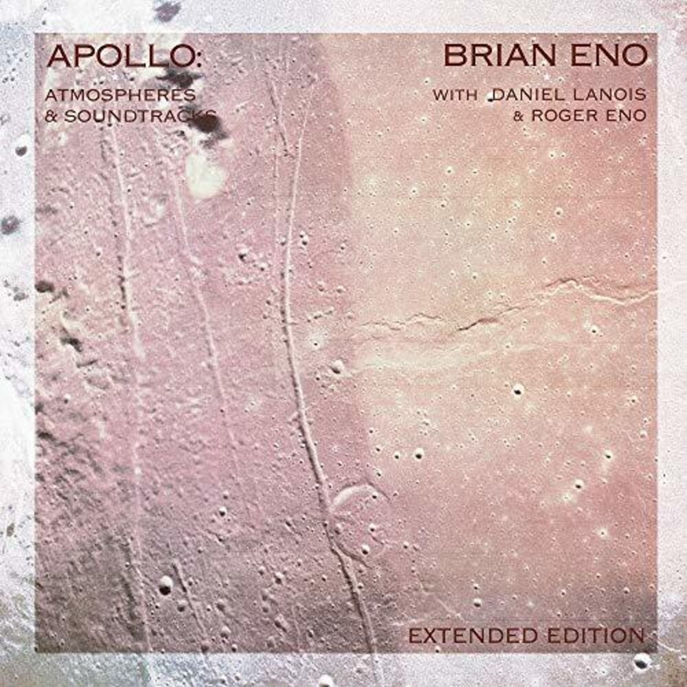 Brian Eno - Apollo: Atmospheres And Soundtracks [Import]