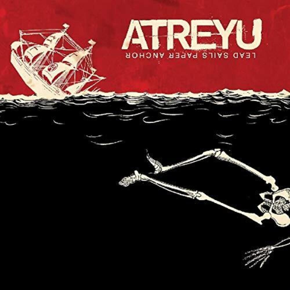 Atreyu - Lead Sails Paper Anchor (180-gram)