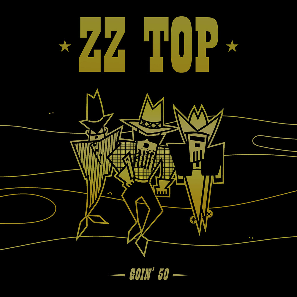 ZZ Top - Goin' 50 [3CD]