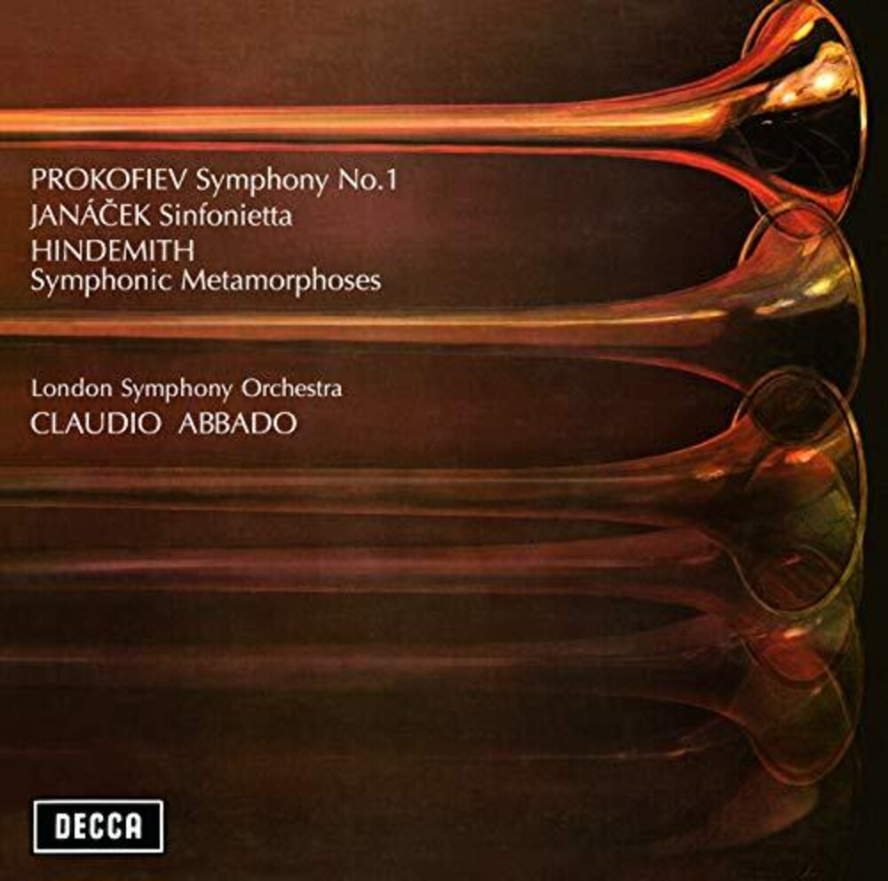 Prokofiev / Janacek / Claudio Abbado - Prokofiev: Symphony 1 / Janacek: Sinfonietta Etc