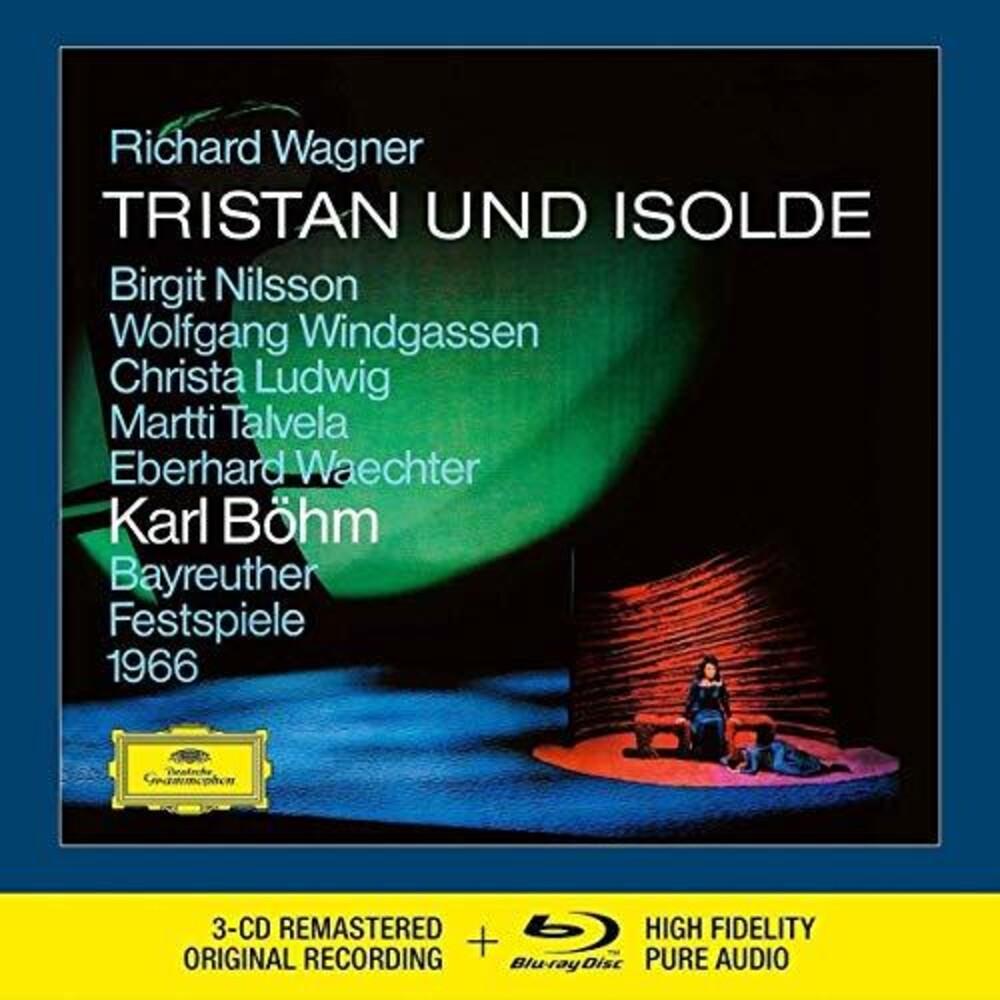 Wagner / Ludwig / Schreier / Bohm / Nilsson - Tristan Und Isolde (Wbra)