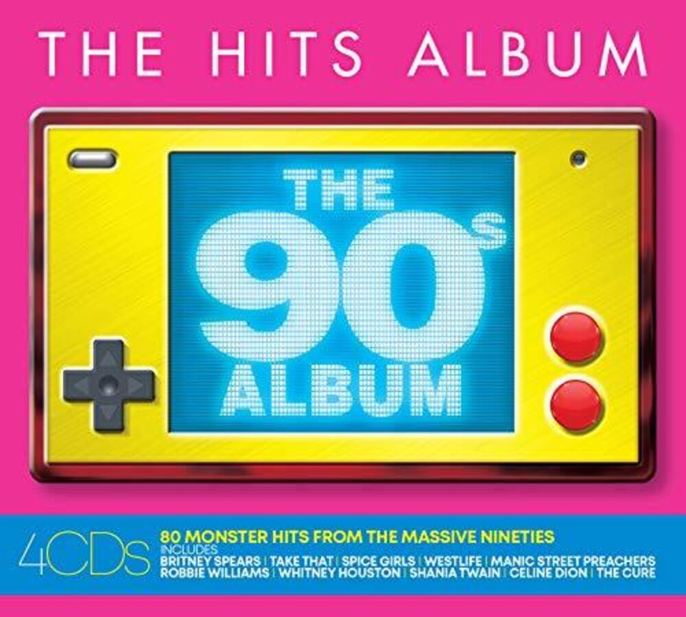 Hits Album The 90s Album / Various - Hits Album: The 90s Album / Various (Uk)