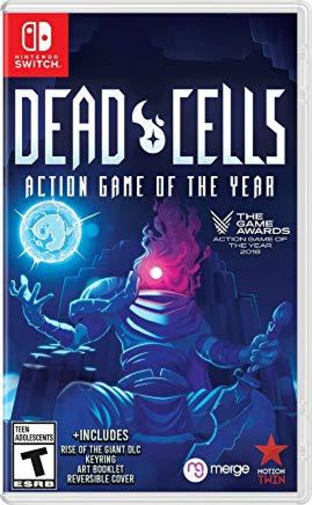 - Dead Cells - Action Game of The Year for Nintendo Switch