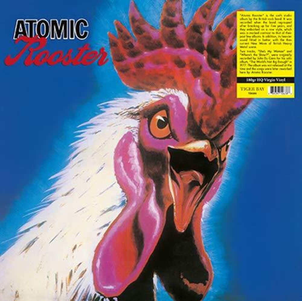 Atomic Rooster - Atomic Rooster (Uk)