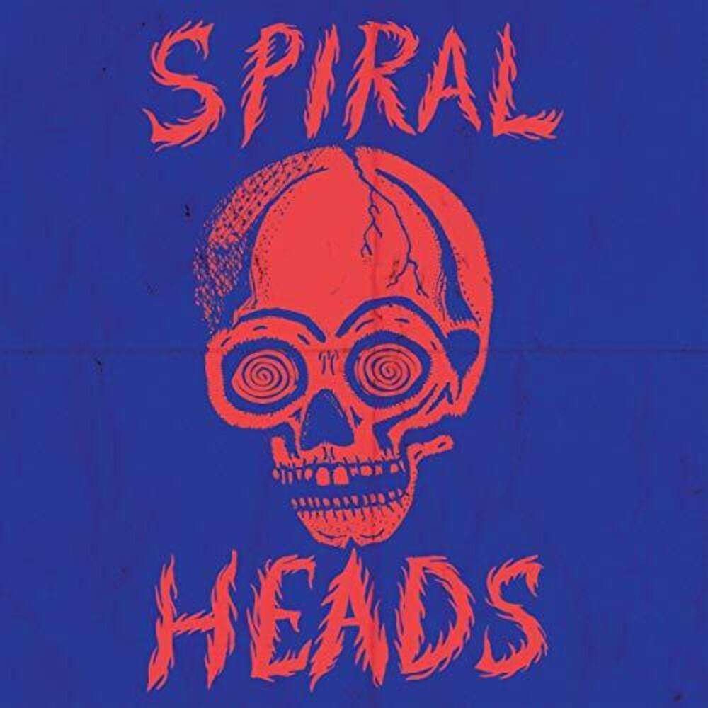 Spiral Heads - Spiral Heads EP [Vinyl]