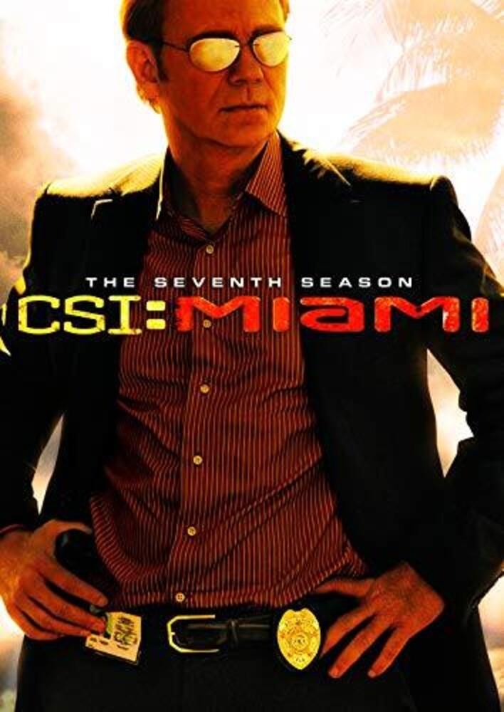 Eva La Rue - Csi: Miami - Seventh Season (7pc) / (Box Rpkg Ws)