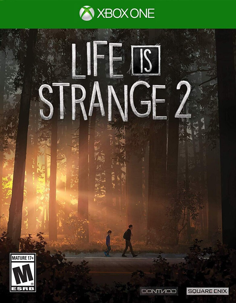 Xb1 Life Is Strange 2 - Life is Strange 2 for Xbox One