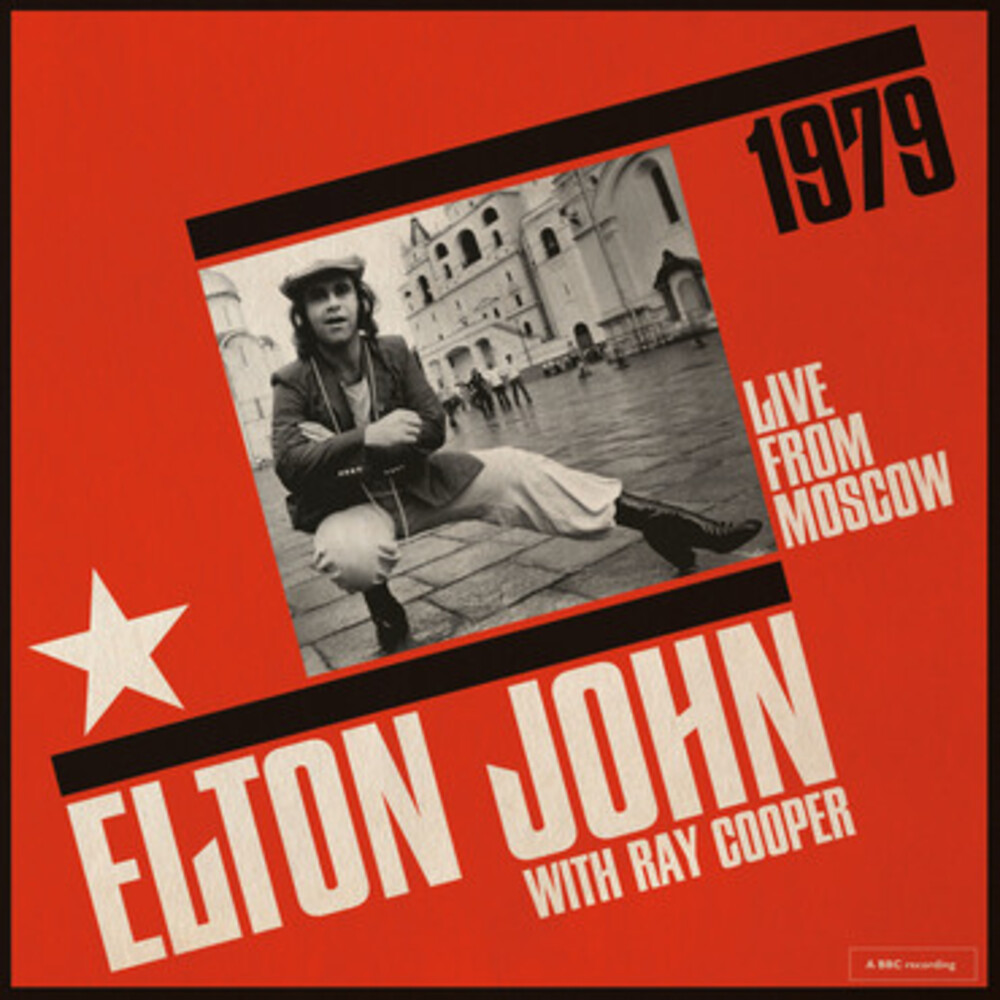 Elton John & Ray Cooper - Live From Moscow [2LP]