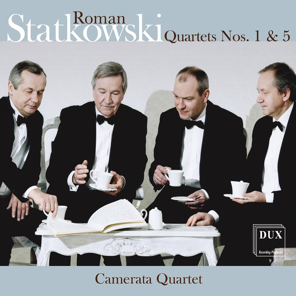Statkowski / Camerata Quartet - Quartets 1 & 5