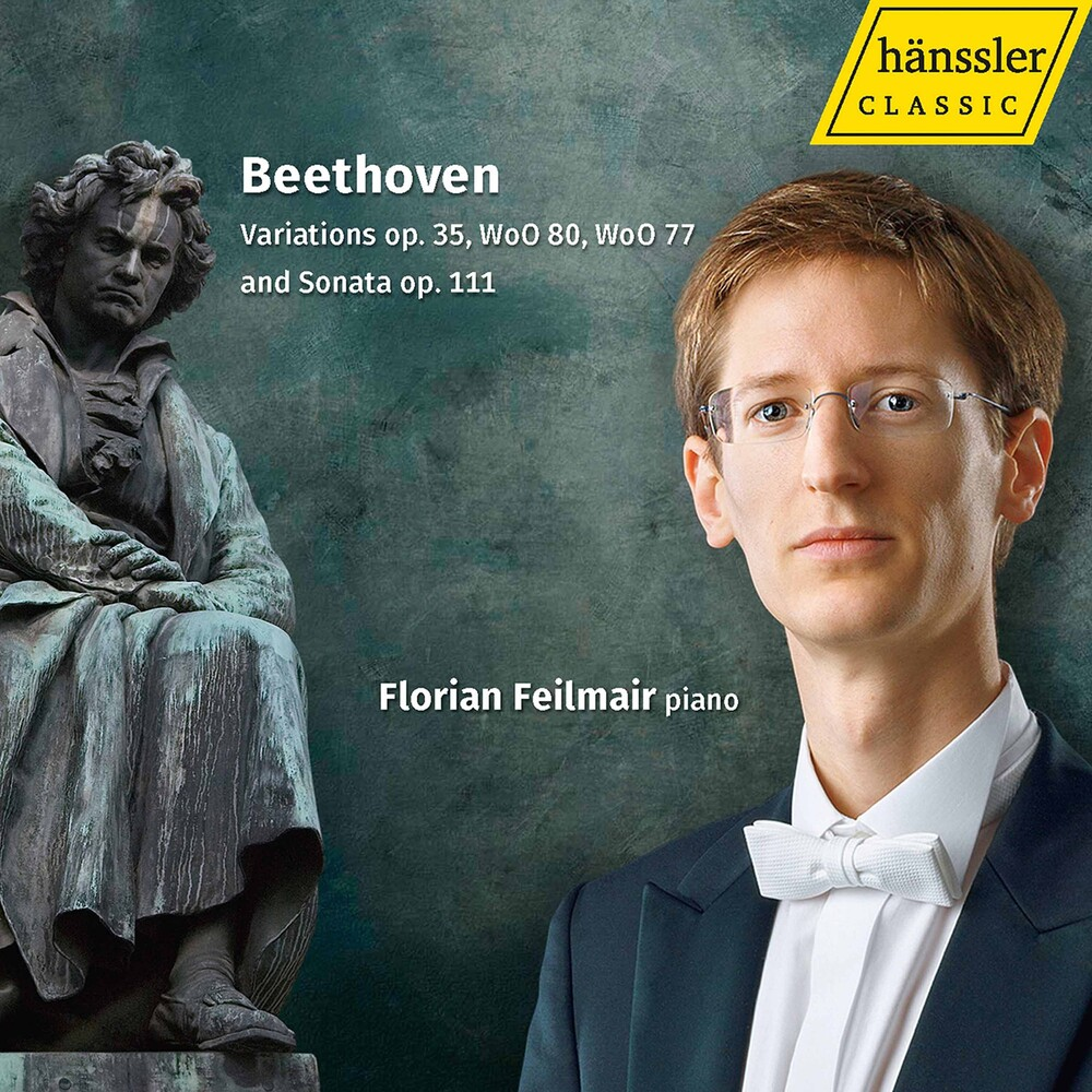 Florian Feilmair - Variations / Sonata 111