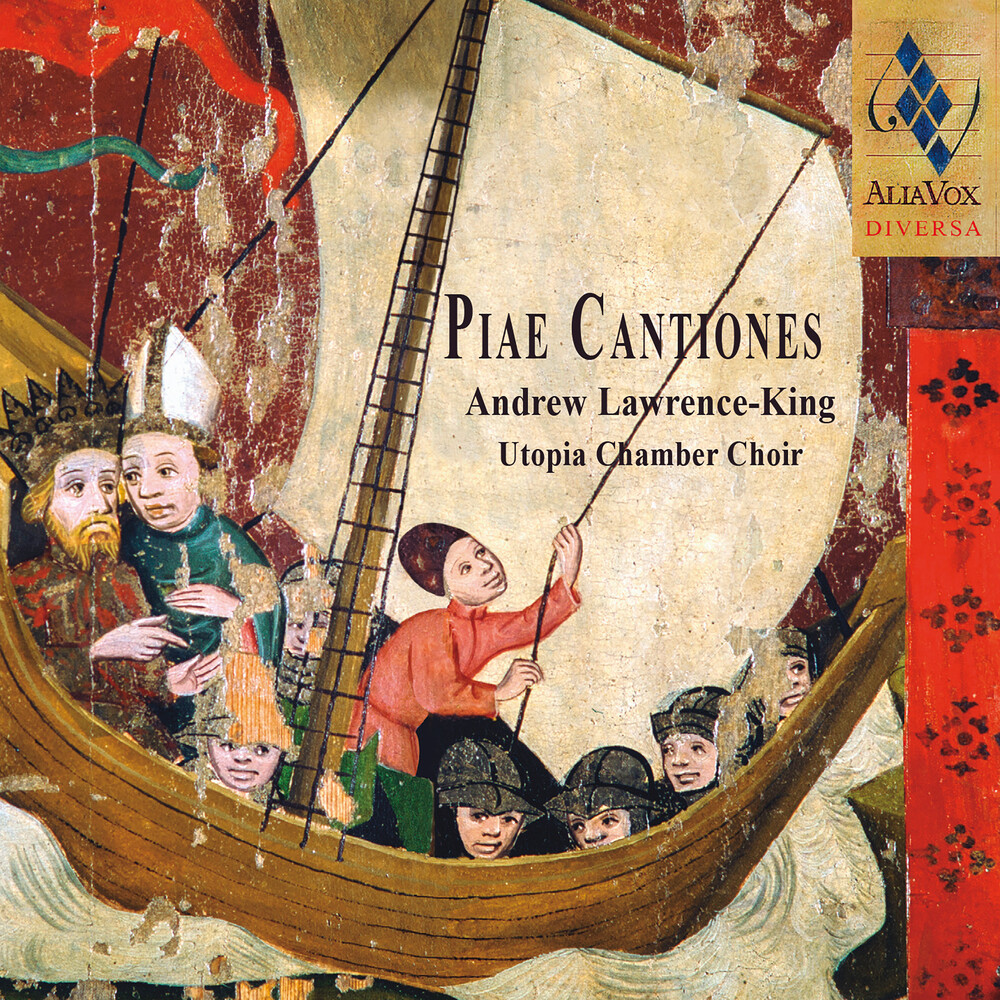 Lawrence-Andrew King - Piae Cantiones