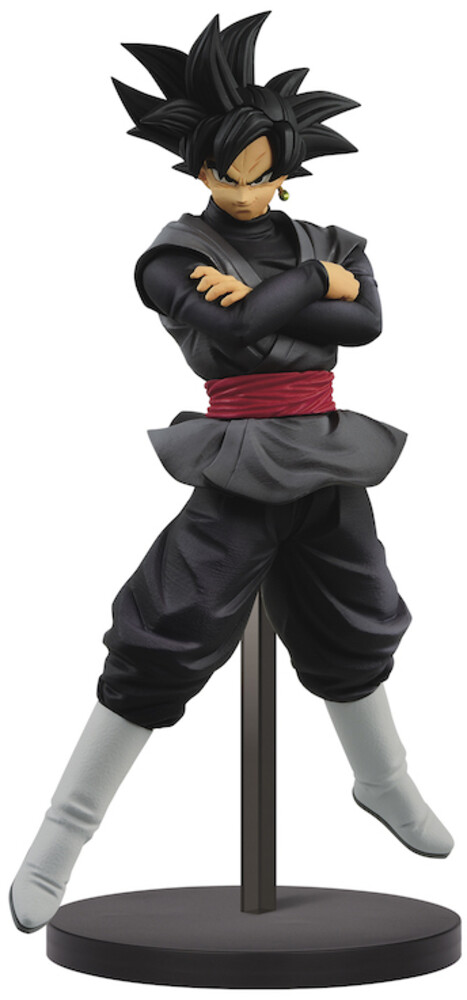 Banpresto - BanPresto Dragon Ball Super Chosenshiretsuden II Goku Black Figure