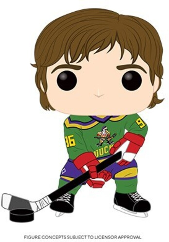 - FUNKO POP! DISNEY: Mighty Ducks - Charlie Conway