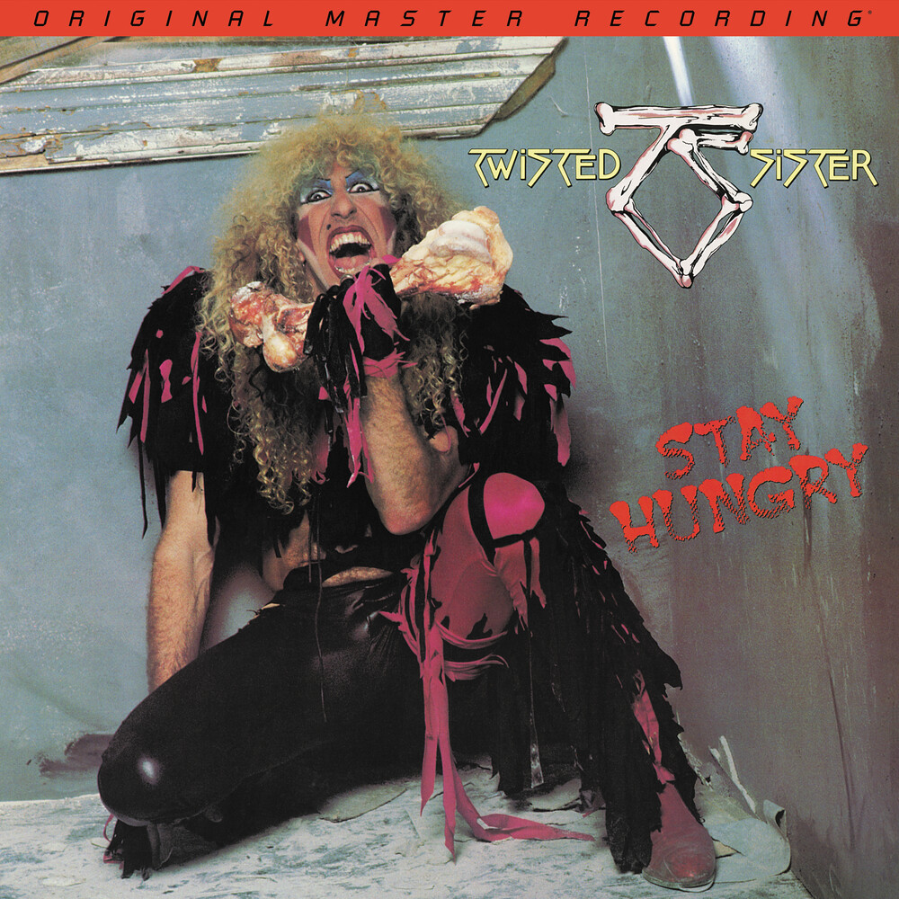 Twisted Sister - Stay Hungry (Ltd) (Ogv)