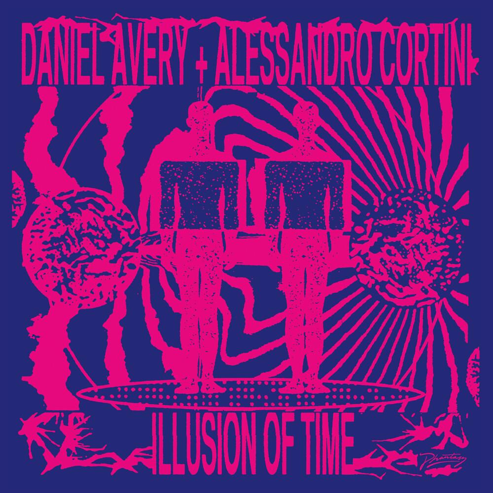 Daniel Avery / Cortini,Alessandro - Illusion Of Time