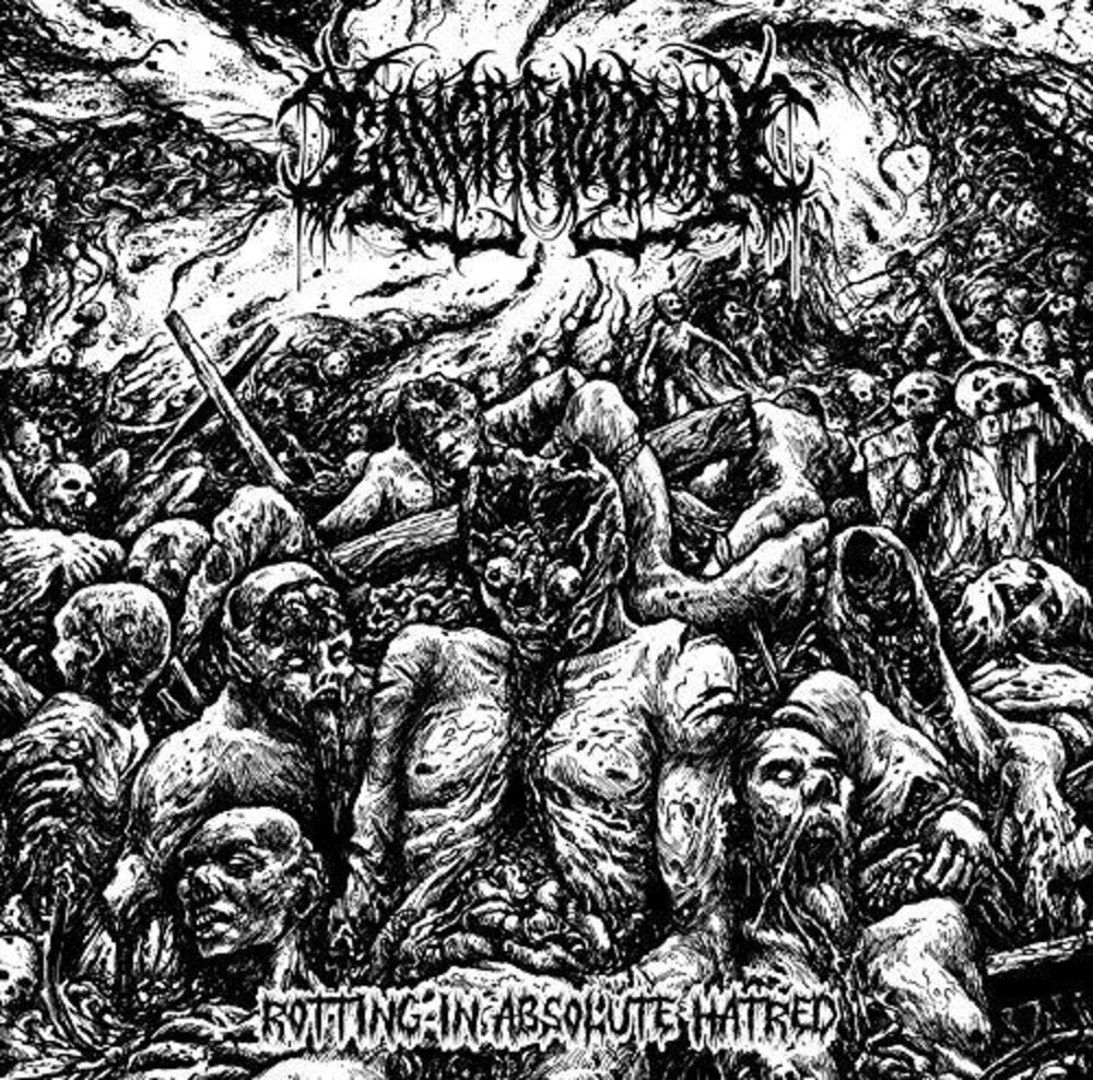 Gangrenectomy - Rotting In Absolute Hatred